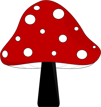 Mushroom clipart #18, Download drawings