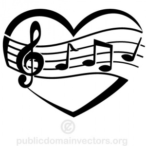 Music clipart #4, Download drawings
