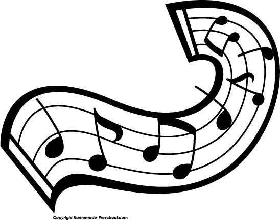 Music clipart #5, Download drawings