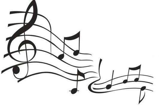 Music clipart #1, Download drawings