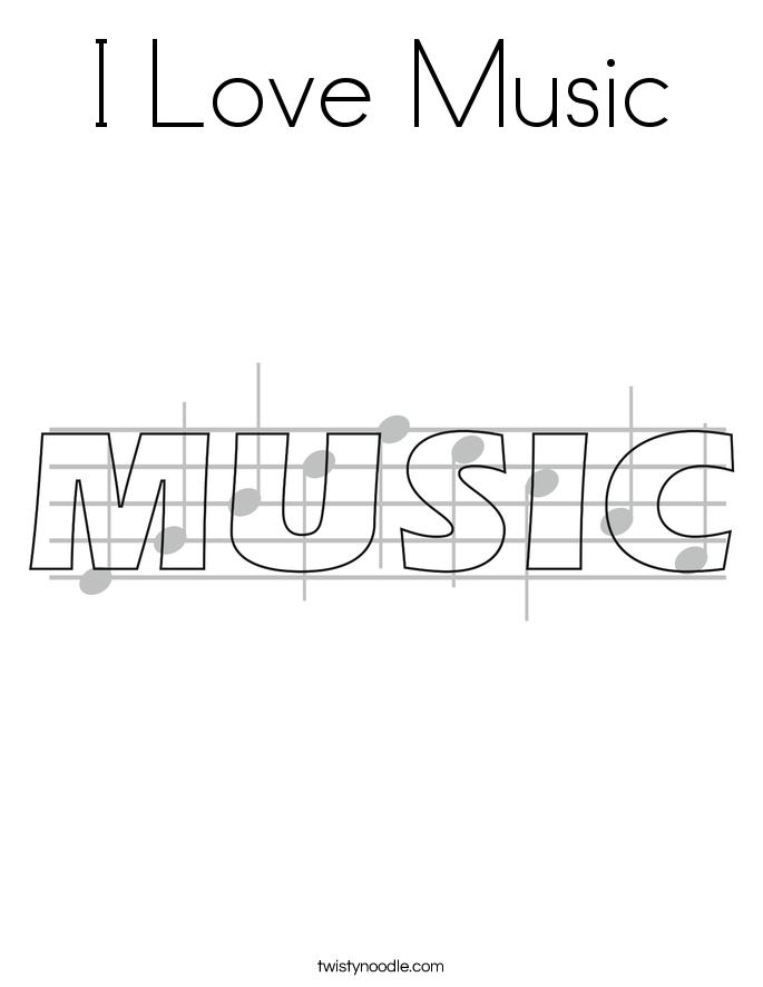 Music coloring #4, Download drawings