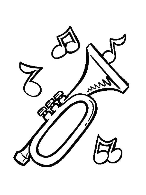Music coloring #6, Download drawings