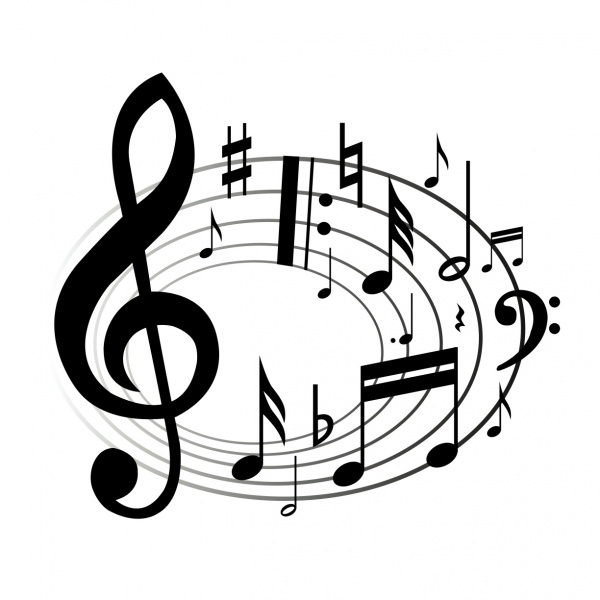 Music Notes clipart #6, Download drawings