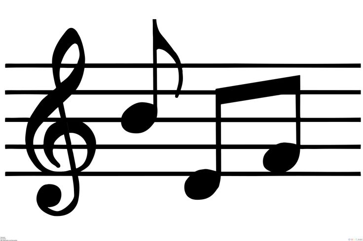Music Notes clipart #11, Download drawings
