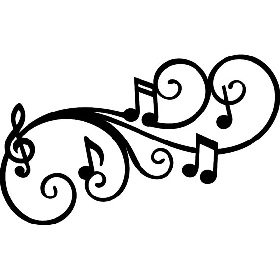 Music Notes svg #12, Download drawings