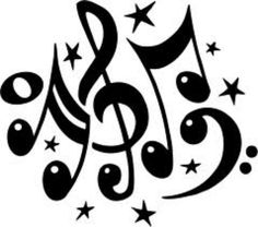 Music Notes svg #3, Download drawings