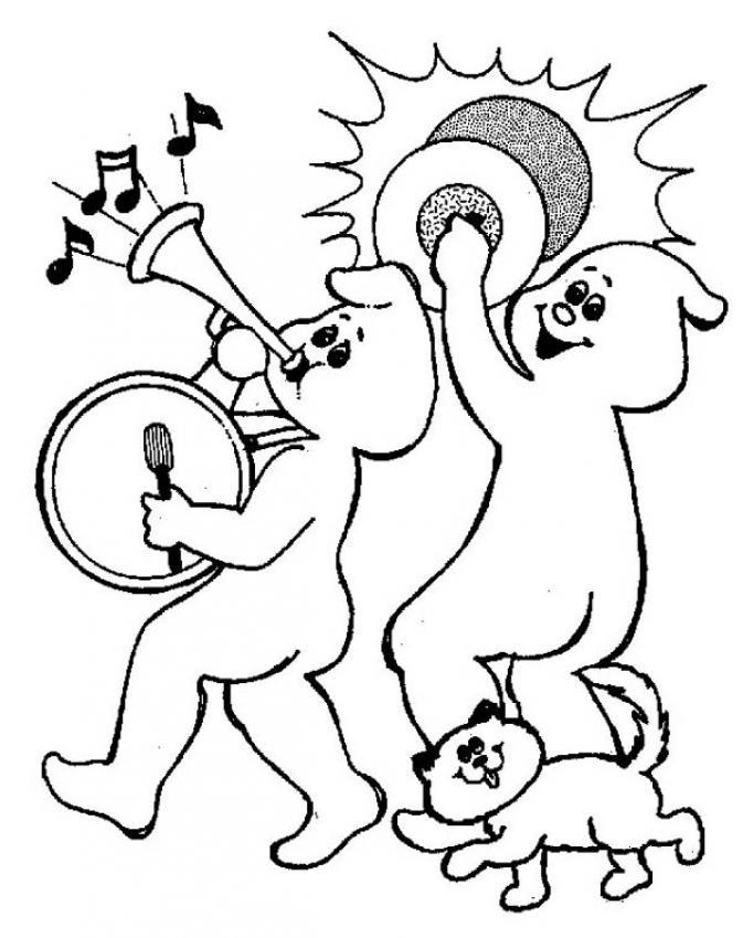 Musician coloring #17, Download drawings