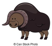 Muskox clipart #18, Download drawings