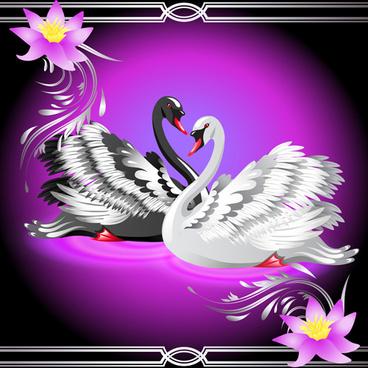 Mute Swan svg #13, Download drawings