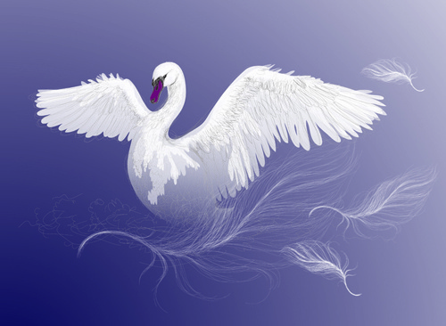 Mute Swan svg #4, Download drawings