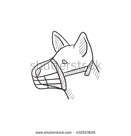 Muzzle clipart #5, Download drawings