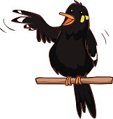 Myna clipart #15, Download drawings