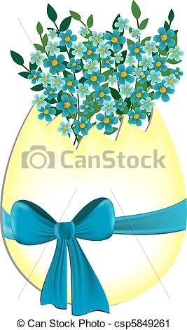 Myosotis clipart #1, Download drawings
