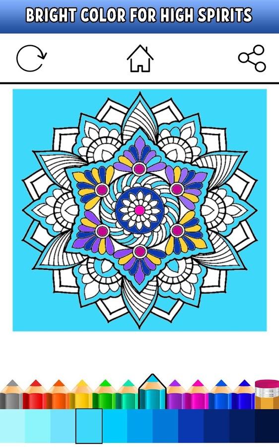 Mystic coloring #3, Download drawings