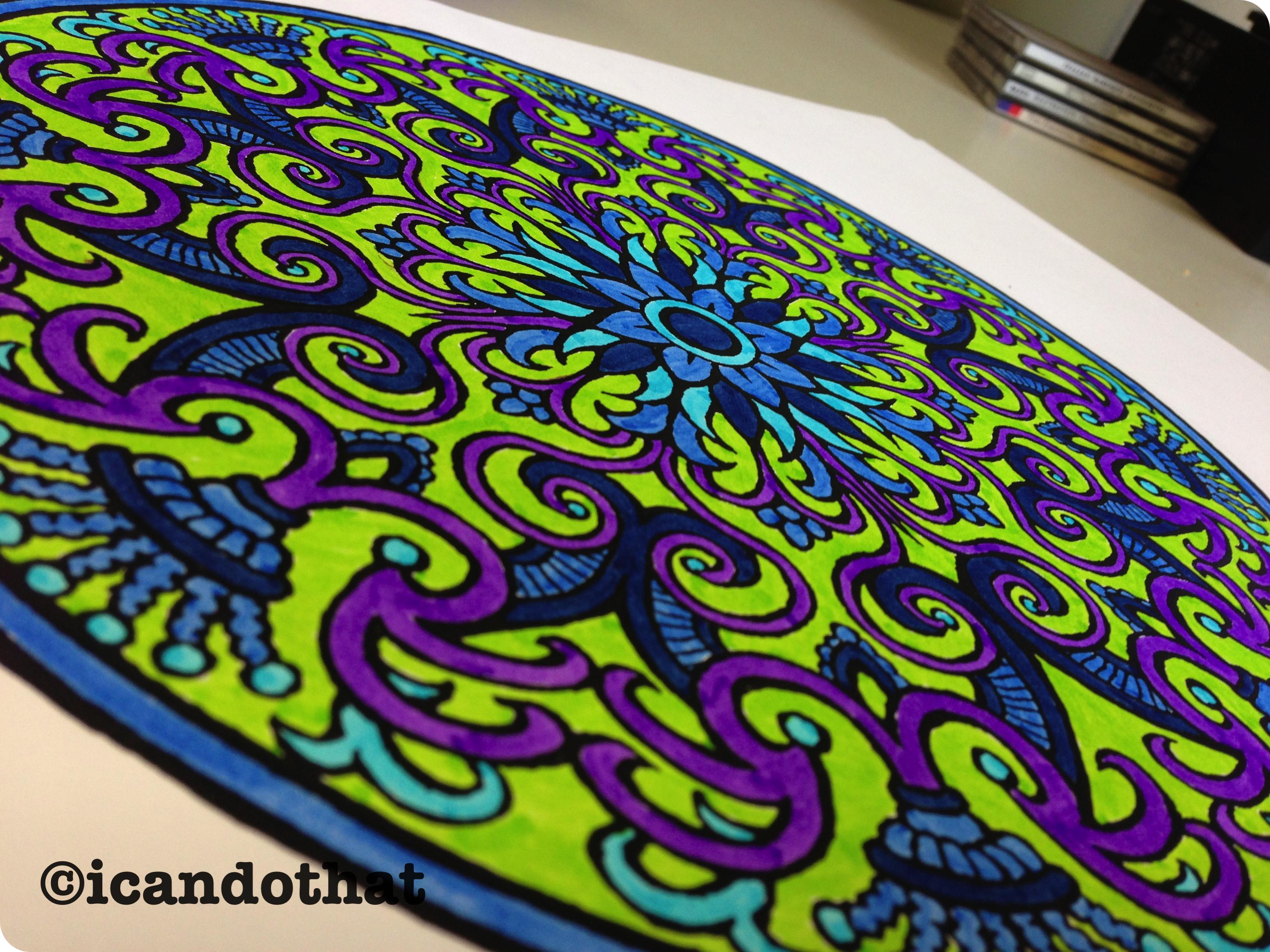Mystic coloring #1, Download drawings
