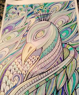 Mystic coloring #4, Download drawings