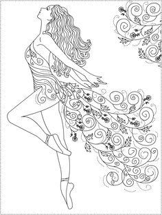 Mystic coloring #20, Download drawings