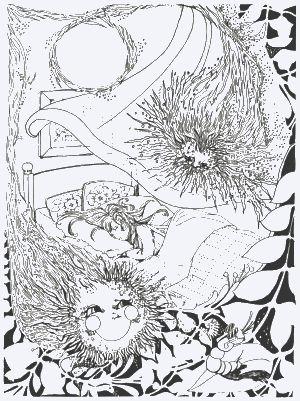 Mystic coloring #19, Download drawings