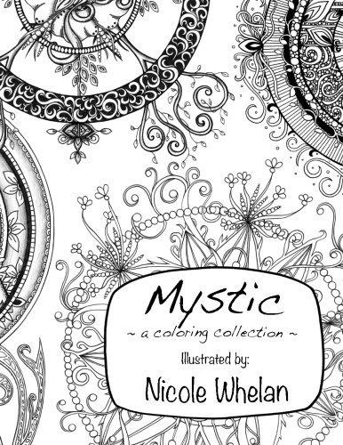 Mystic coloring #15, Download drawings
