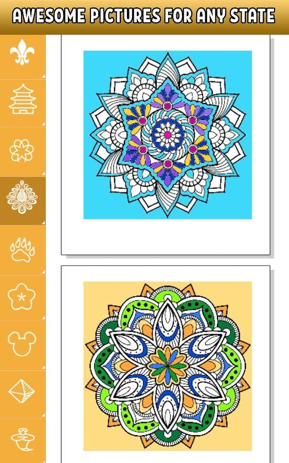 Mystic coloring #10, Download drawings