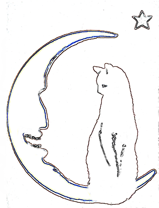 Mystical clipart #1, Download drawings