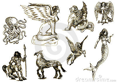 Mystical clipart #18, Download drawings