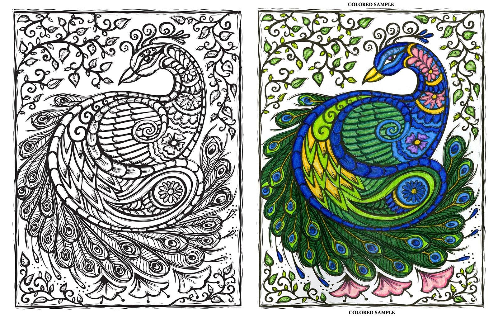 Mystism coloring #13, Download drawings