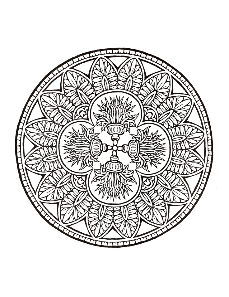 Mystism coloring #12, Download drawings