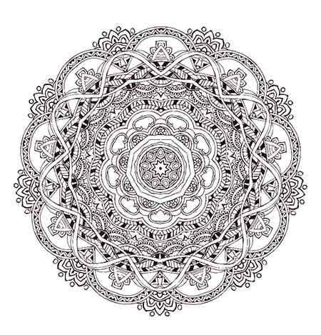 Mystism coloring #10, Download drawings