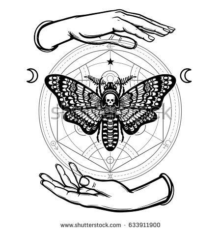 Mystism coloring #20, Download drawings