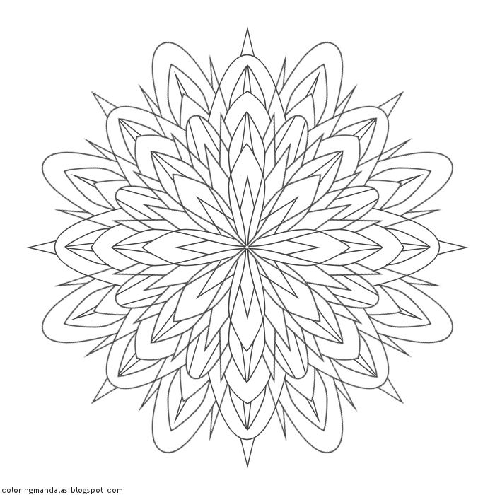 Mystism coloring #3, Download drawings