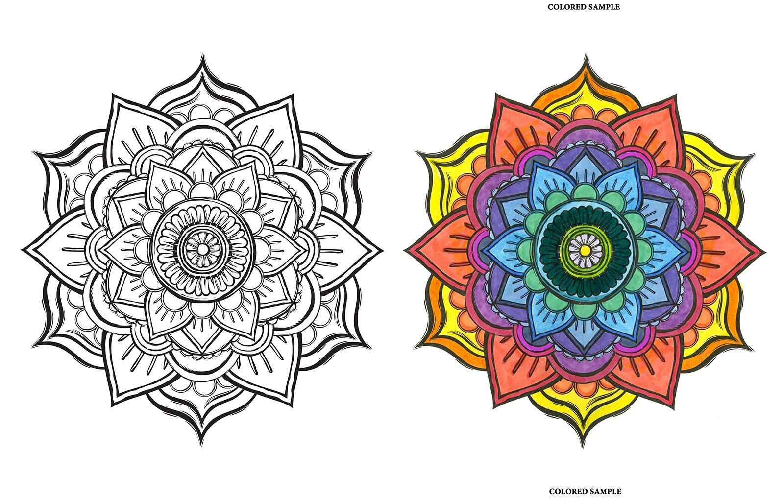 Mystism coloring #14, Download drawings