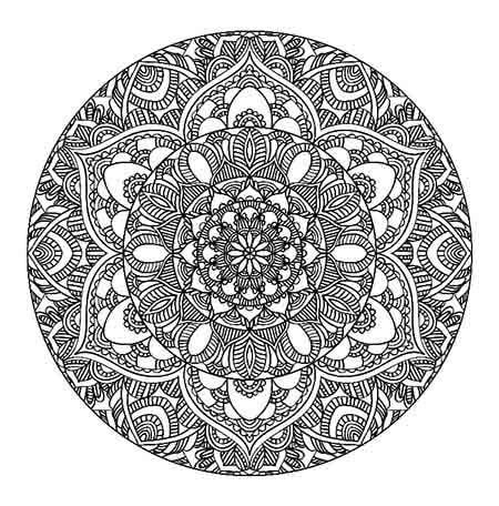 Mystism coloring #6, Download drawings
