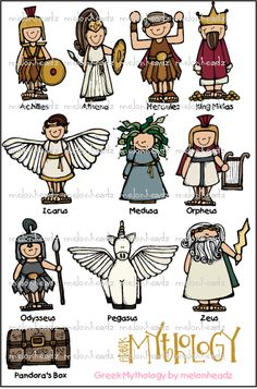 Myththology clipart #12, Download drawings