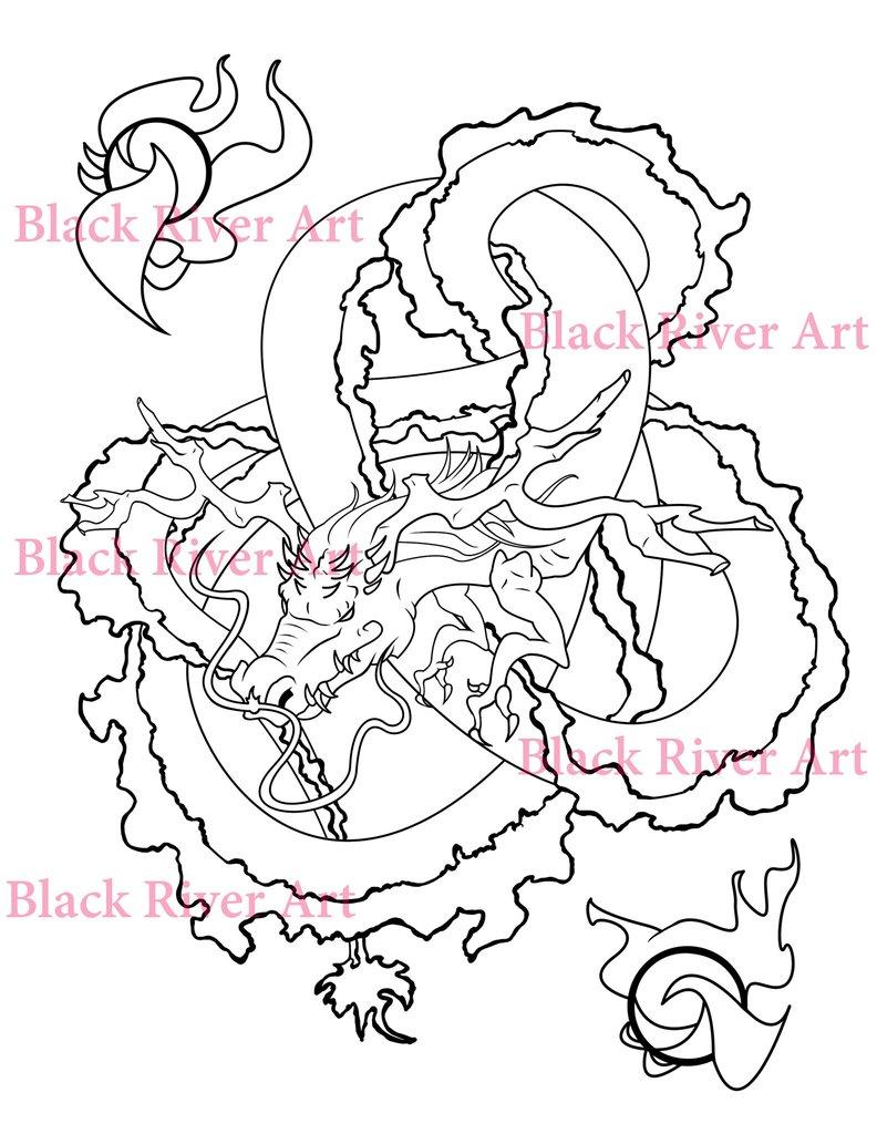 Naga coloring #2, Download drawings