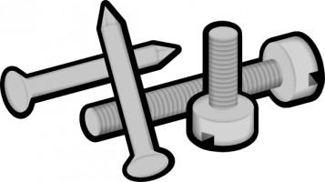 Nail clipart #3, Download drawings
