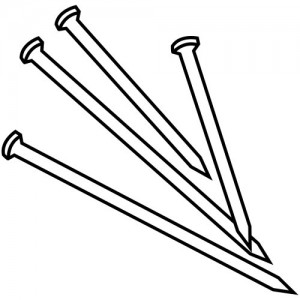 Nails coloring #7, Download drawings