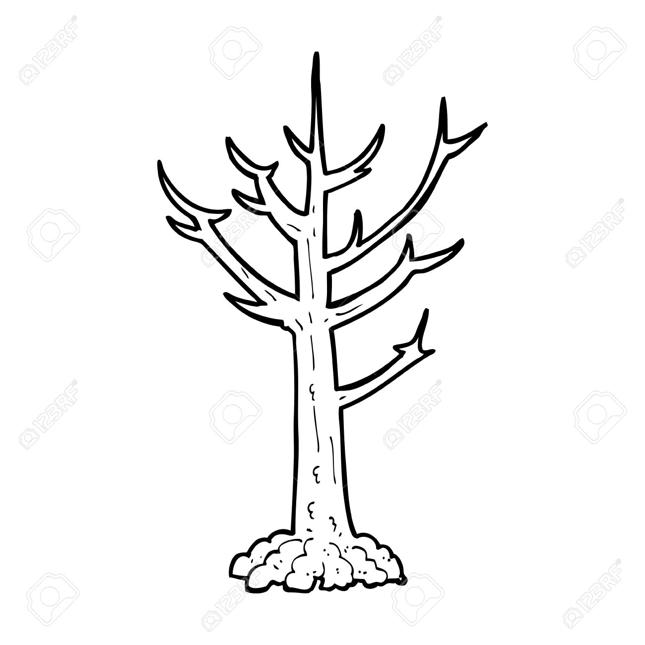 Naked Tree clipart #1, Download drawings