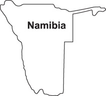 Namibia clipart #3, Download drawings