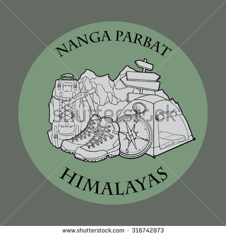 Nanga Parbat clipart #20, Download drawings