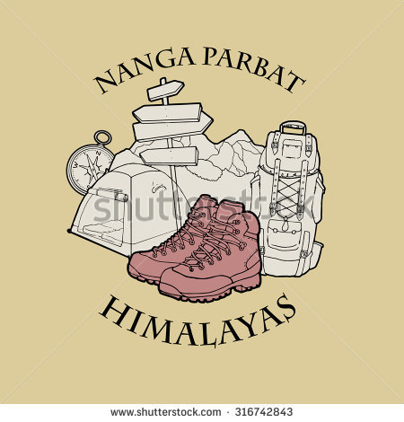 Nanga Parbat clipart #15, Download drawings