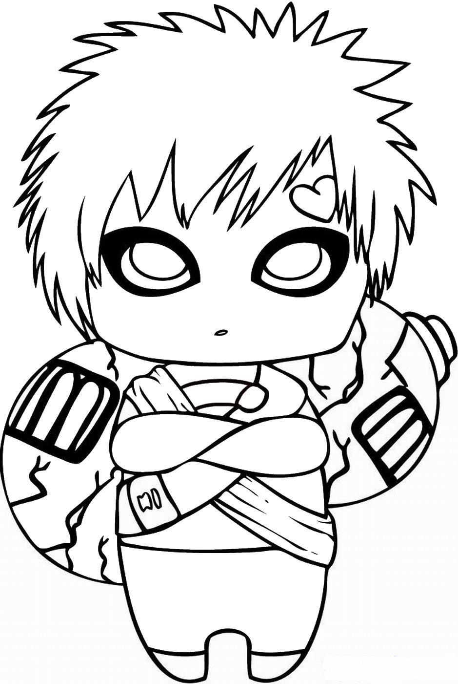 Naruto coloring #12, Download drawings