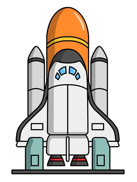 NASA clipart #2, Download drawings