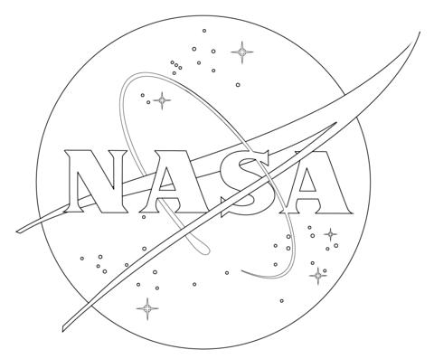 NASA coloring #16, Download drawings