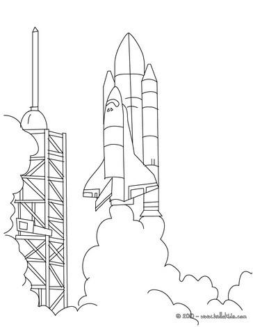 NASA coloring #9, Download drawings