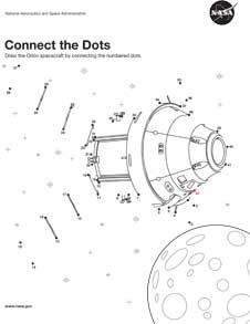 NASA coloring #6, Download drawings