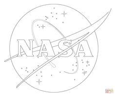 NASA coloring #8, Download drawings