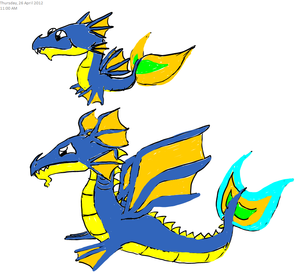 Nate Dragon clipart #1, Download drawings