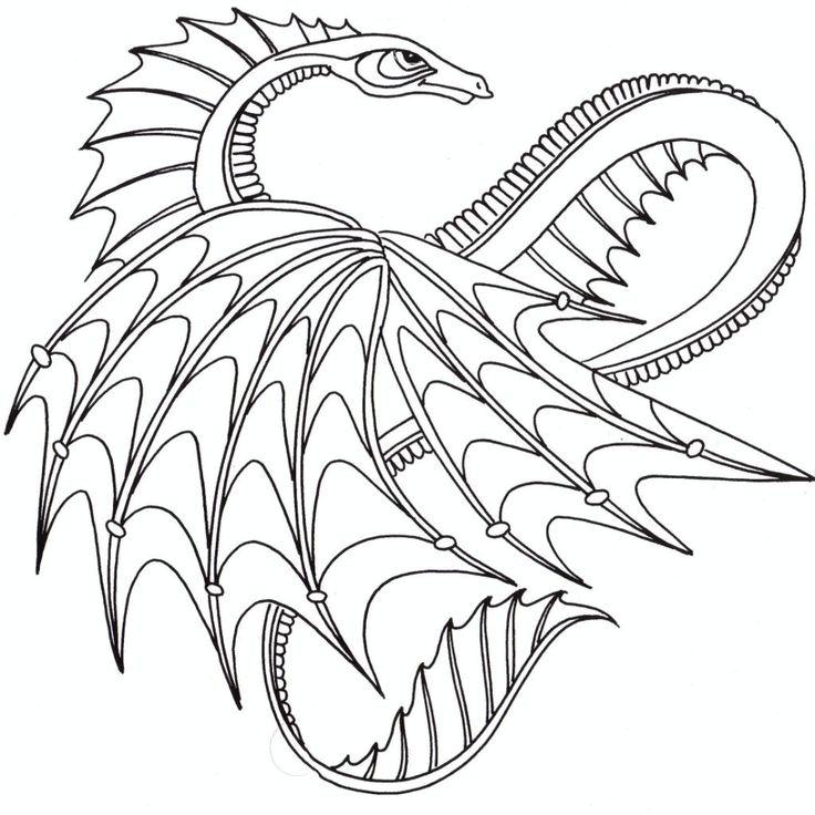 Nate Dragon coloring #2, Download drawings