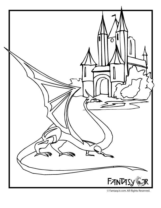 Nate Dragon coloring #12, Download drawings